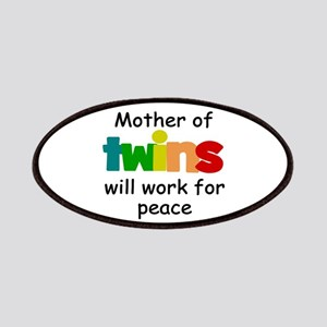 Mom of twins Patch